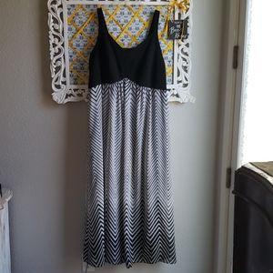 Maxi dress EUC